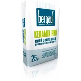Клей для плитки Bergauf KERAMIK PRO 25кг