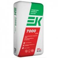 Клей для плитки ЕК-7000, 25кг.