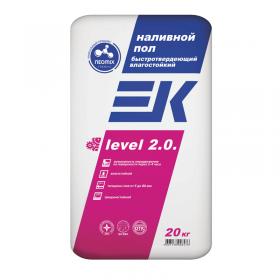 Наливной пол EK level 2.0,  20кг