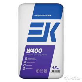 Гидроизоляция ЕК W400 15кг