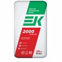 Клей для плитки ЕК-2000 25кг