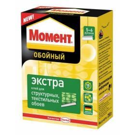 """Клей Момент обойный """"Экстра"""" 250гр."""