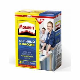 """Клей Момент обойный """"Классик"""" 200гр."""