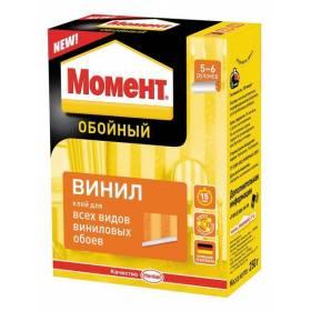 """Клей Момент обойный """"Винил"""" 250гр."""
