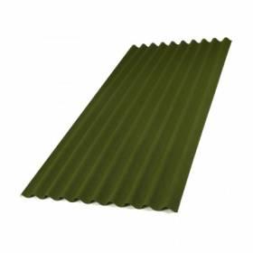 Конек Ондулин зеленый 0.95м