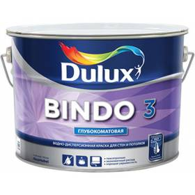 Краска DULUX BINDO-3 10л