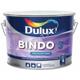 Краска DULUX BINDO-3 1л