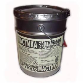 Мастика битумная изол.20л
