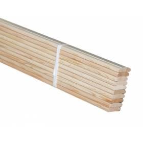 Нащельник деревянный 30мм. 3м.