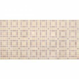 Панель ПВХ Мозаика шоколад коричневый 955*480мм.