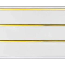 Панель ПВХ Золото 3м
