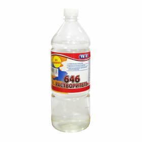Растворитель 646  0.5л