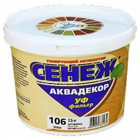 Сенеж АКВАДЕКОР рябина 2.5кг