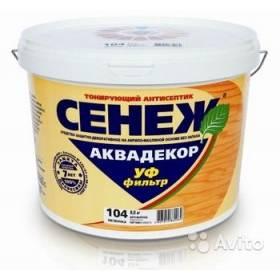 Сенеж АКВАДЕКОР сосна 9.0кг