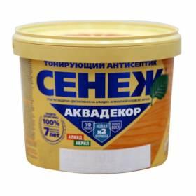 Сенеж АКВАДЕКОР венге 0.9кг