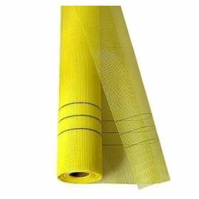 Сетка фасад.5х5ммх20м 145г/кв желтая