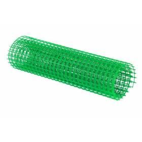Сетка садовая  10*10 (1х25) зеленая