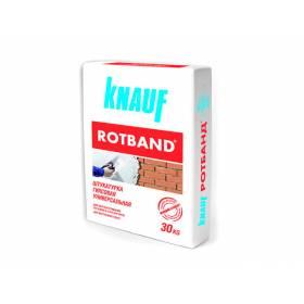 Штукатурная смесь Ротбанд Кнауф 30кг
