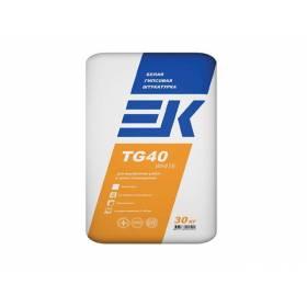 Штукатурная смесь TG-40 белая 30кг
