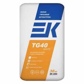 Штукатурная смесь TG-40 белая  5кг